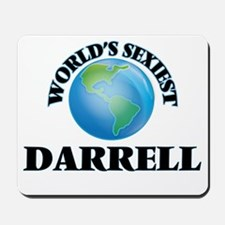 World's Sexiest Darrell Mousepad