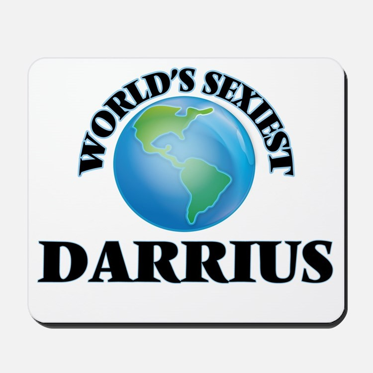 World's Sexiest Darrius Mousepad