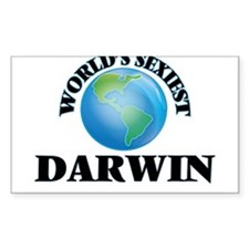 World's Sexiest Darwin Decal