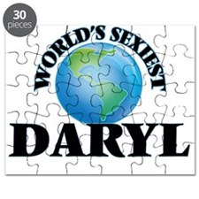 World's Sexiest Daryl Puzzle