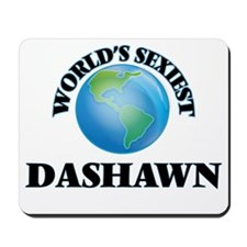 World's Sexiest Dashawn Mousepad