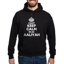 Cute Aaliyah Hoodie