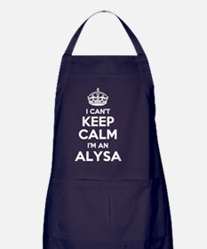 Cute Alysa Apron (dark)