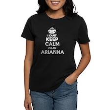 Funny Arianna Tee