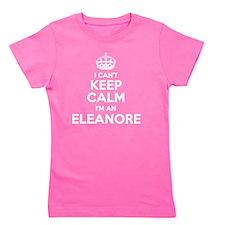 Unique Eleanor Girl's Tee