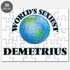 World's Sexiest Demetrius Puzzle