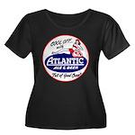 Atlantic Beer - 1946 Women's Plus Size Scoop Neck