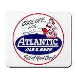 Atlantic Beer - 1946 Mousepad