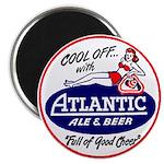 Atlantic Beer - 1946 Magnet