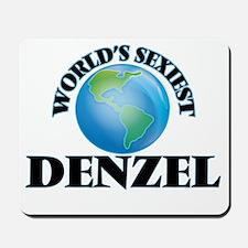 World's Sexiest Denzel Mousepad