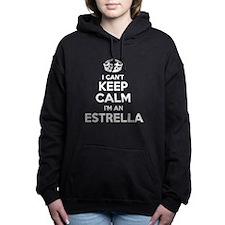 Unique Estrella Women's Hooded Sweatshirt