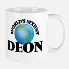 World's Sexiest Deon Mugs