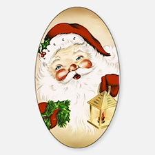 Vintage Santa 2 Decal