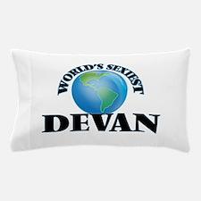 World's Sexiest Devan Pillow Case