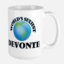 World's Sexiest Devonte Mugs