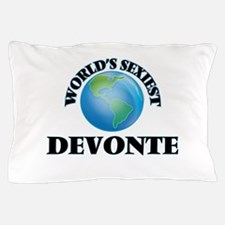 World's Sexiest Devonte Pillow Case