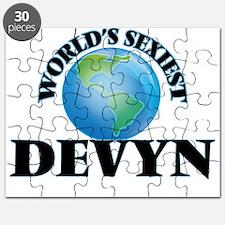World's Sexiest Devyn Puzzle