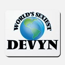 World's Sexiest Devyn Mousepad