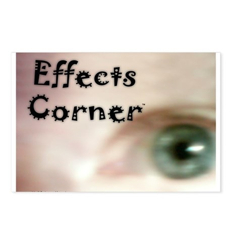 Effects Corner Postcards (Package of 8)