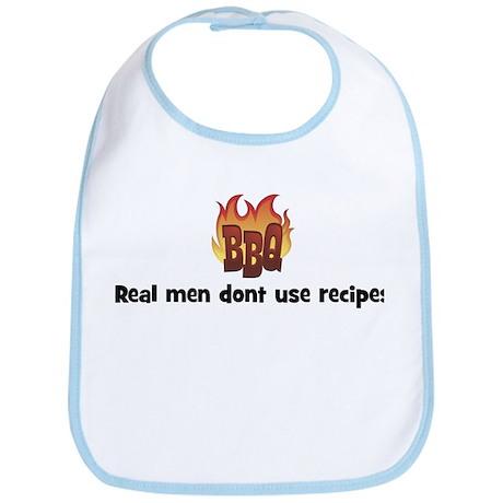 BBQ Fire: Real men dont use r Bib