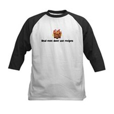 BBQ Fire: Real men dont use r Tee