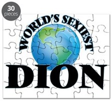 World's Sexiest Dion Puzzle