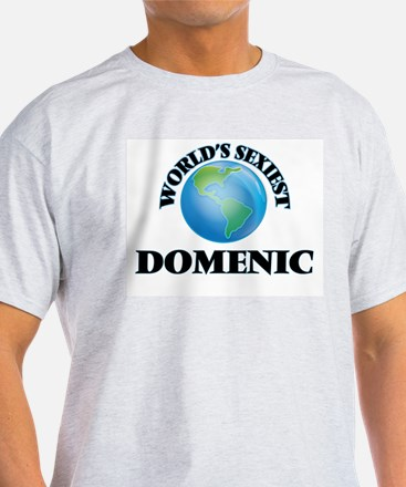 World's Sexiest Domenic T-Shirt