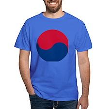 Taegeuk Symbol T-Shirt