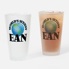 World's Sexiest Ean Drinking Glass