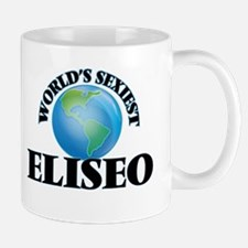 World's Sexiest Eliseo Mugs
