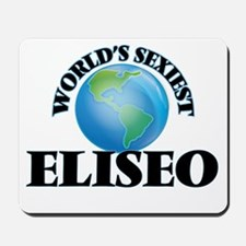 World's Sexiest Eliseo Mousepad