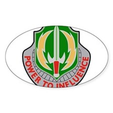3rd Airborne Psychological Decal