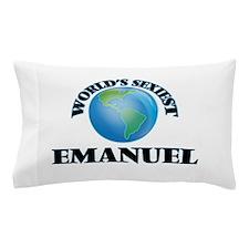 World's Sexiest Emanuel Pillow Case