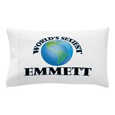 World's Sexiest Emmett Pillow Case
