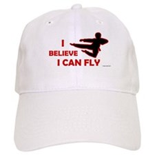 I Believe I Can Fly (Male) Baseball Cap