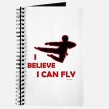 I Believe I Can Fly (Male) Journal