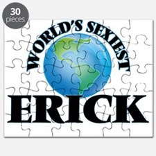 World's Sexiest Erick Puzzle