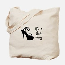 Shoe Thing Tote Bag