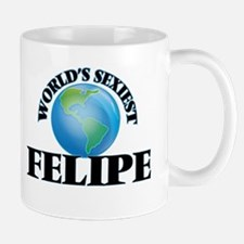 World's Sexiest Felipe Mugs