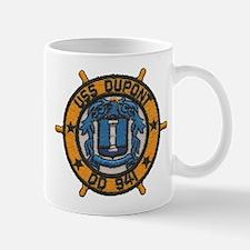 USS DUPONT Mug
