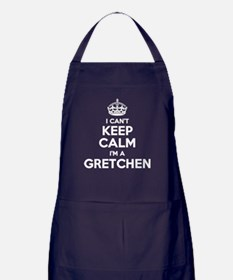 Cute Gretchen Apron (dark)