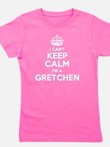 Unique Gretchen Girl's Tee
