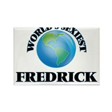 World's Sexiest Fredrick Magnets