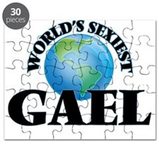 World's Sexiest Gael Puzzle