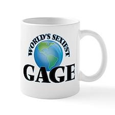 World's Sexiest Gage Mugs
