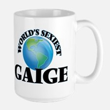 World's Sexiest Gaige Mugs