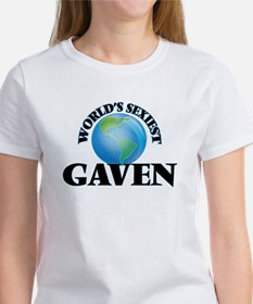 World's Sexiest Gaven T-Shirt