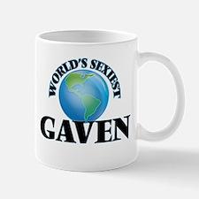 World's Sexiest Gaven Mugs