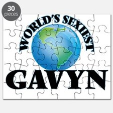 World's Sexiest Gavyn Puzzle