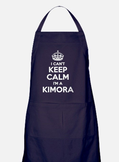 Cute Kimora Apron (dark)